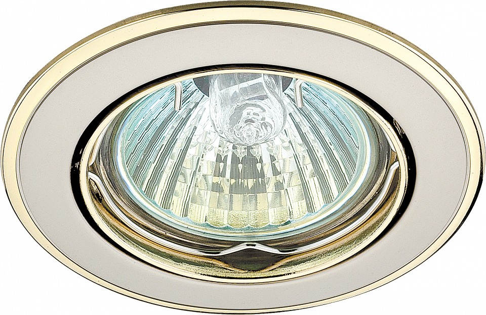Купить Встраиваемый светильник Crown 369105, Novotech, Венгрия