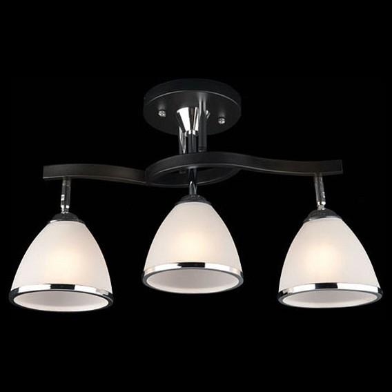 Купить Светильник на штанге 9612/3 хром/венге, Eurosvet, Китай