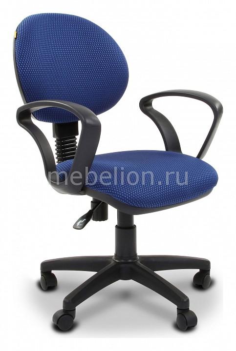 Кресло компьютерное Chairman Chairman 682 синий/черный chairman кресло компьютерное chairman 685 синий черный