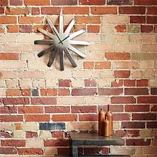 Настенные часы (47.5 см) Burst 118685-410