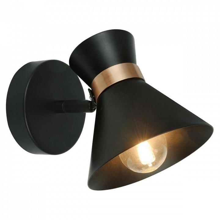 Спот Arte Lamp Baltimore A1406AP-1BK