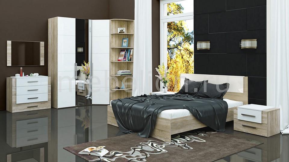 Гарнитур для спальни Мебель Трия Ларго Люкс ГН-181.013 мягкая мебель джокер люкс