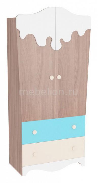Шкаф платяной Mebelson Пряничный домик MKD-002
