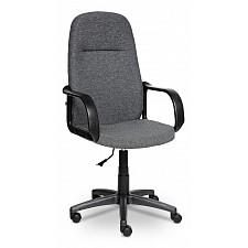 Кресло компьютерное Leader серое