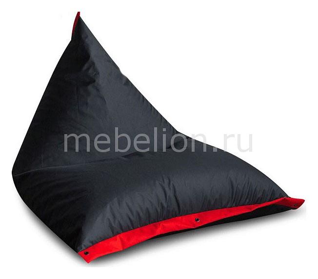 Купить Кресло-мешок, Кресло Пирамида Черно-Красная, Dreambag, Россия
