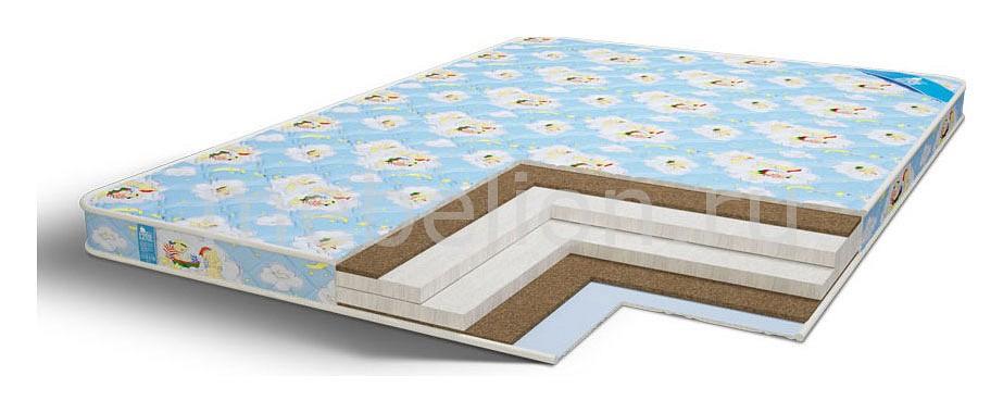 Матрас детский Comfort Line Baby Hard Puff 8 1600x700