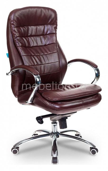Кресло для руководителя Бюрократ T-9950AXSN/BROWN-PU t 9950axsn brown pu
