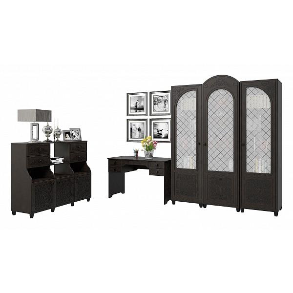 Гарнитур для кабинета Компасс-мебель