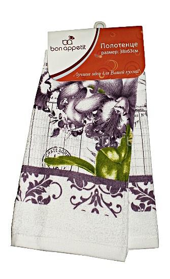 Полотенце для кухни Bon Appetit Irises полотенце для кухни bon appetit набор из 2 полотенец для кухни peony