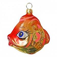 Елочная игрушка АРТИ-М (7х6х5 см) Рыбка 860-116