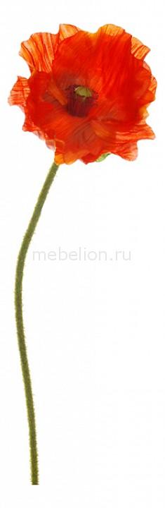 Купить Цветок искусственный, Цветок (42 см) Мак 58014700, Home-Religion, Россия, оранжевый, ПВХ, шелк искусственный