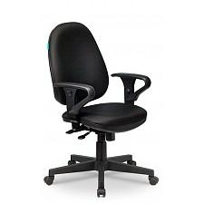 Кресло компьютерное T-612AXSN черное