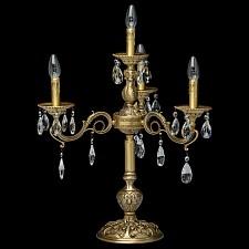 Настольная лампа Chiaro 411032704 Паула 9