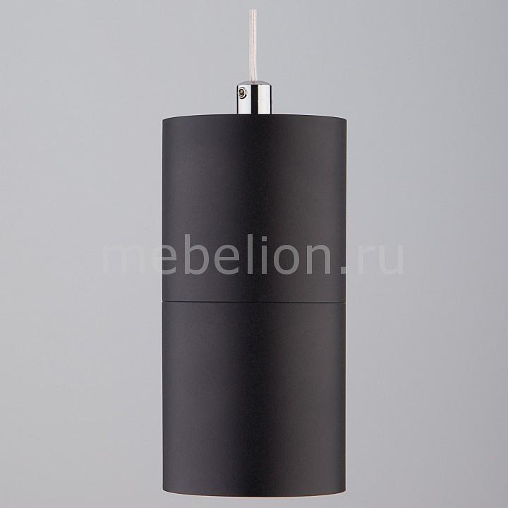Подвесной светильник Eurosvet Mini Topper 50146/1 черный