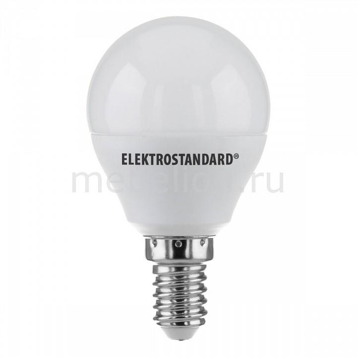 купить Лампы светодиодная Elektrostandard Mini Classic LED 7W 4200K E14 матовое стекло по цене 98 рублей