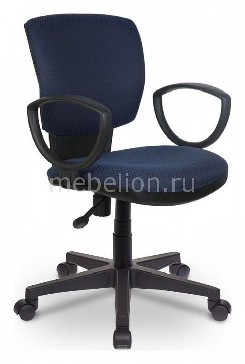 Кресло компьютерное Бюрократ Бюрократ CH-626AXSN синее
