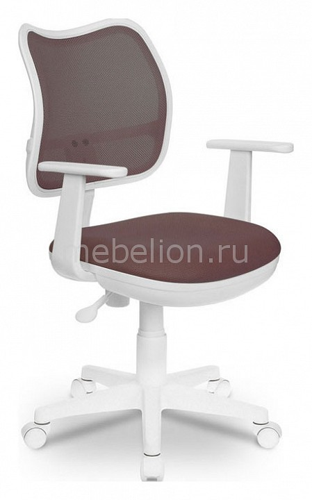 Кресло компьютерное Бюрократ Бюрократ CH-W797/BR/TW-14C