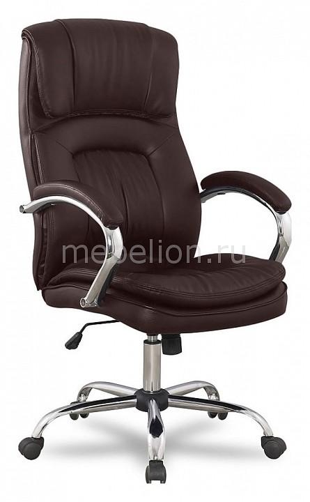 Кресло компьютерное College BX-3001-1/Brown  журнальный столик венге стекло