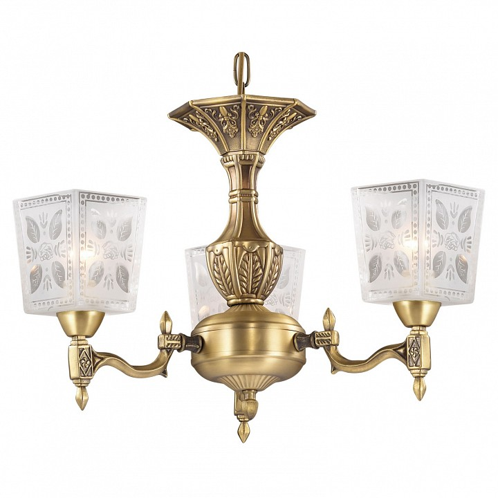 Подвесная люстра Odeon Light 2564/3 Vitra
