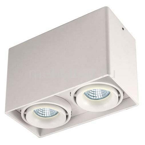 Купить Накладной светильник DL18611/02WW-SQ White, Donolux, Китай
