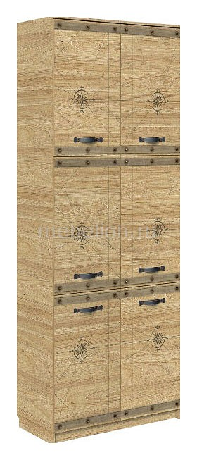 Шкаф для белья Корсар-5