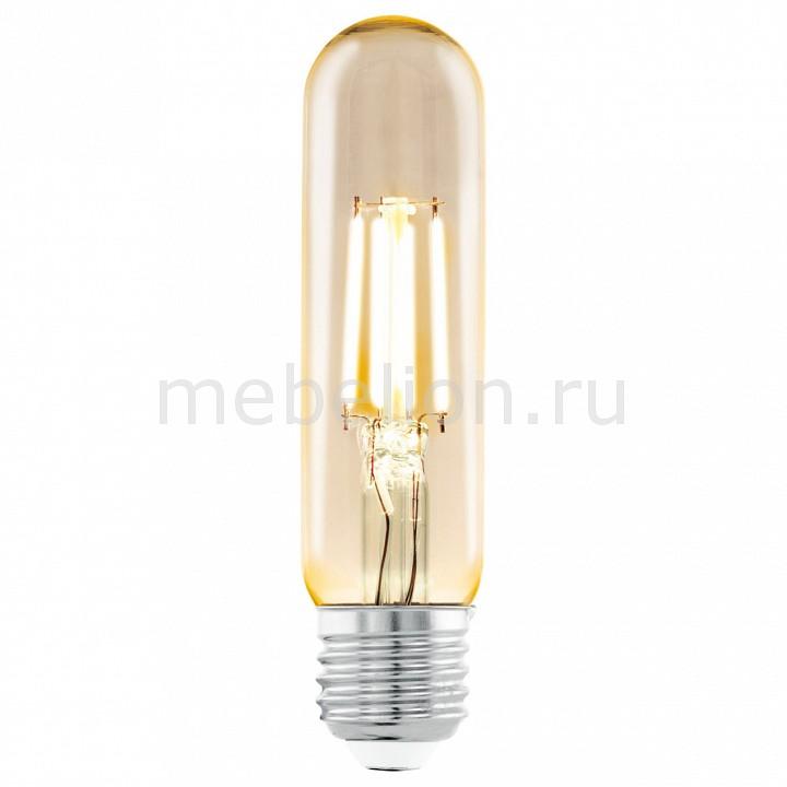 Лампа светодиодная [поставляется по 10 штук] Eglo Лампа светодиодная T32 E27 3,5Вт 2200K 11554 [поставляется по 10 штук] лампа светодиодная [поставляется по 10 штук] eglo лампа светодиодная g80 e27 2вт 2200k 11556 [поставляется по 10 штук]