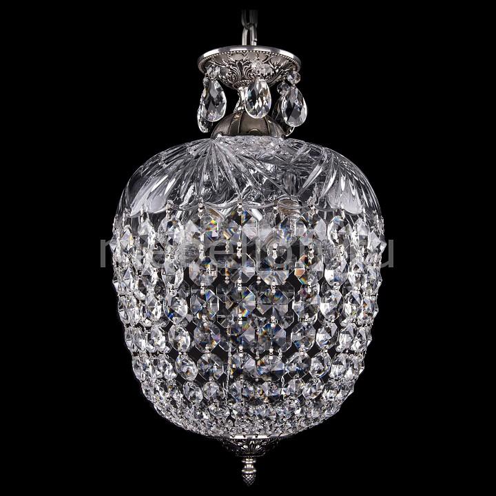 Подвесной светильник Bohemia Ivele Crystal 1677/30/NB 1677