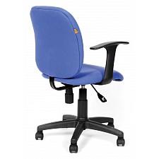 Кресло компьютерное Chairman 670 синий/черный