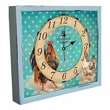 Настенные часы (34х30 см) Петух 3034-1