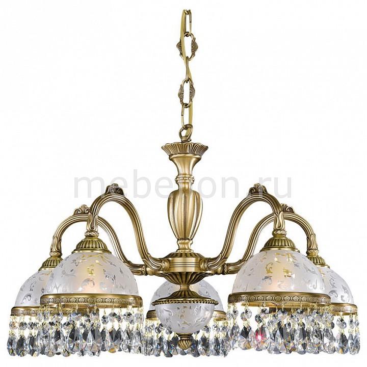 Фото - Подвесная люстра Reccagni Angelo L 6200/5 подвесная люстра reccagni angelo l 6102 5
