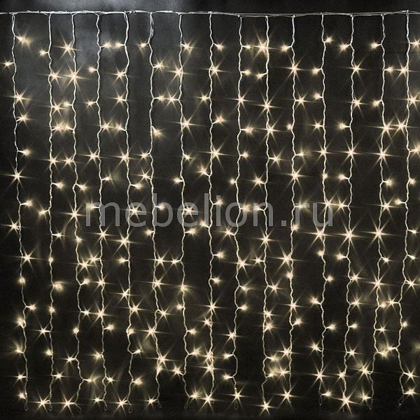 Занавес световой [2x1.5 м] RichLED Занавеc световой (2х1.5 м) RL-CS2*1.5-T/WW цены онлайн