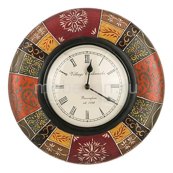 Настенные часы (29 см) Орнамент 875-140