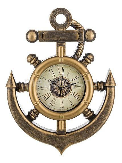 Настенные часы (45х30 см) Old salt 220-127 (45х30 см) Old salt 220-127