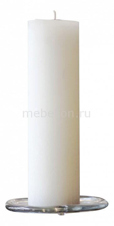 Свеча декоративная (25 см) Лотос 26003400