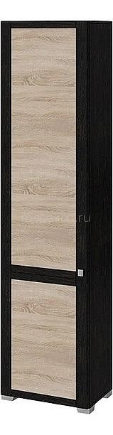 Шкаф платяной Мебель Трия Фиджи ШК(07)_23L венге цаво/дуб сонома шкаф витрина мебель трия фиджи шк 07