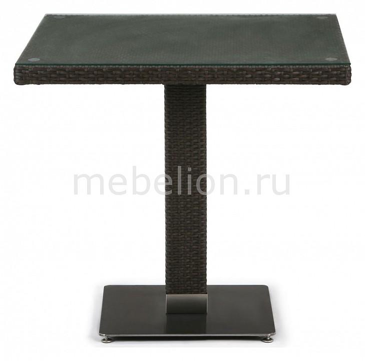 Стол обеденный Afina T606SWT-W53-80x80 Brown