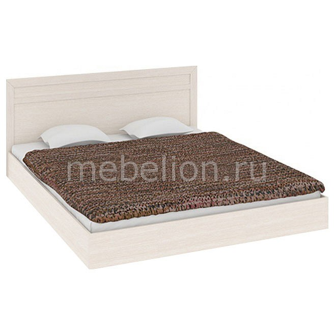 Кровать двуспальная Токио СМ-131.12.001 дуб белфорт/дуб белфорт/дуб белфорт