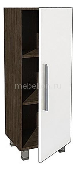 Тумба Фортуна В3-2 зебра вуд/белый mebelion.ru 4394.000