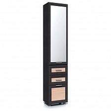 Шкаф для белья Астория 2 НМ 014.62 ЛР