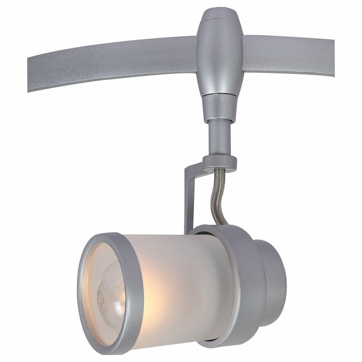 Светильник на штанге Arte Lamp Rails A3056PL-1SI Rails A3056 A3056PL-1SI комплект arte lamp rails a3056pl 6wh rails a3056 a3056pl 6wh
