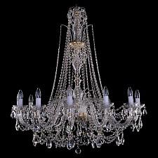 Подвесная люстра Bohemia Ivele Crystal 1411/12/380-115/G 1411