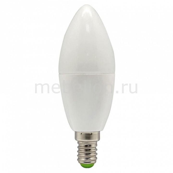 Лампа светодиодная [поставляется по 10 штук] Feron Лампа светодиодная E14 230В 7Вт 4000K LB-97 25476 [поставляется по 10 штук] лампа светодиодная feron gu10 230в 7вт 4000k lb 26 25290