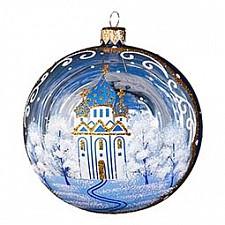 Елочный шар (9 см) Русь 860-271