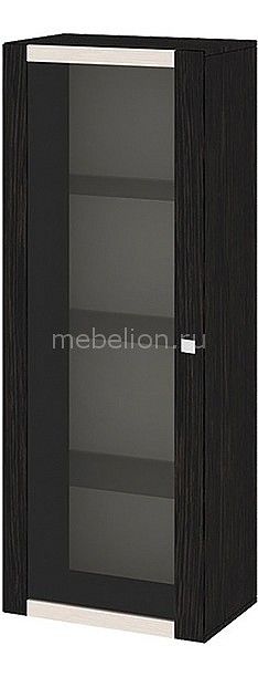Шкаф-витрина Фиджи ШН(11)_32_18 венге цаво/дуб белфорт mebelion.ru 5990.000