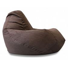 Кресло-мешок Коричневая замша II