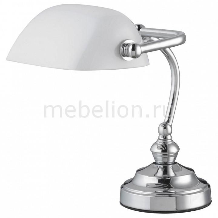 Настольная лампа markslojd офисная Bankers 550119  настольный светильник lampgustaf bankers 550119