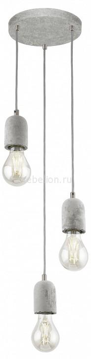 Подвесной светильник Eglo Silvares 95523 eglo подвесная люстра eglo silvares 95523