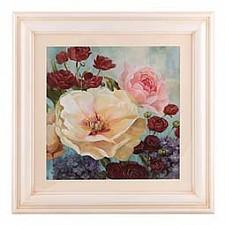 Панно (73х73 см) Цветы 296-293