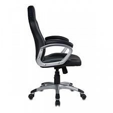 Кресло компьютерное Бюрократ CH-825S/Black+Gr черный/серый