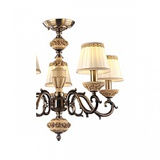 Люстра на штанге Arte Lamp A9575PL-5AB Cherish